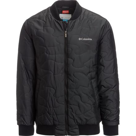 Columbia Hawlings Hill Solid Bomber Jacket - Men's