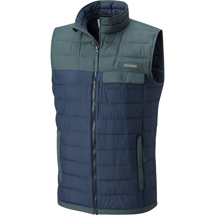 Columbia Mountainside Puffer Vest - Men's