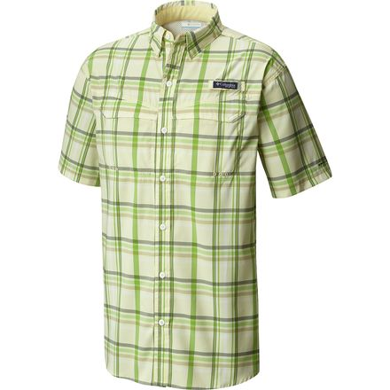 Columbia Super Low Drag Short-Sleeve Shirt - Men's