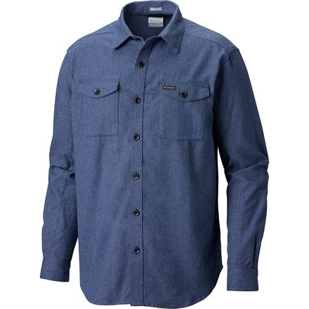 Columbia Pilot Peak Long-Sleeve Shirt - Men's