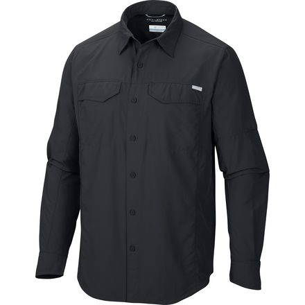 Columbia Silver Ridge Long-Sleeve Shirt - Men's