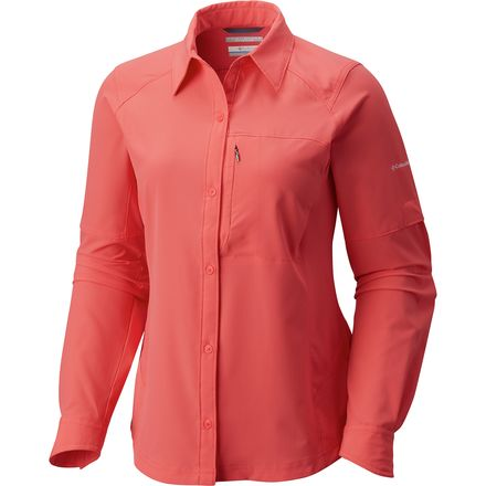 Columbia Silver Ridge Long-Sleeve Shirt - Women's