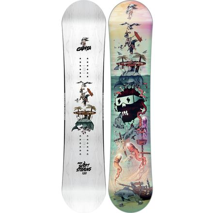 Capita Scott Stevens Mini Snowboard - Kids'