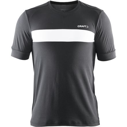 Craft Escape Jersey - Short Sleeve - Men's