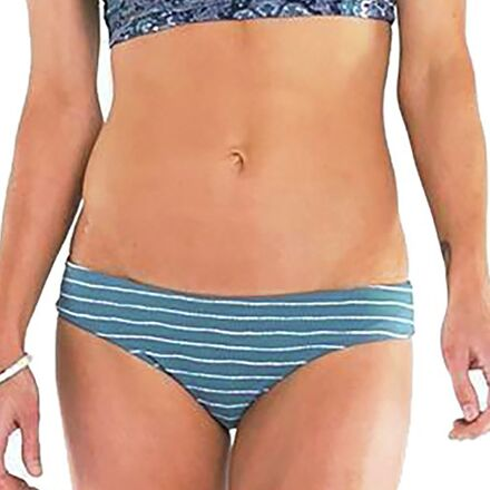 Carve Designs Sanitas Reversible Bikini Bottom - Women's