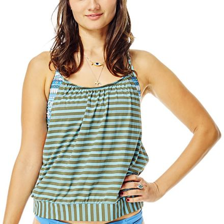 Carve Designs Sophia Tankini Top - Women's