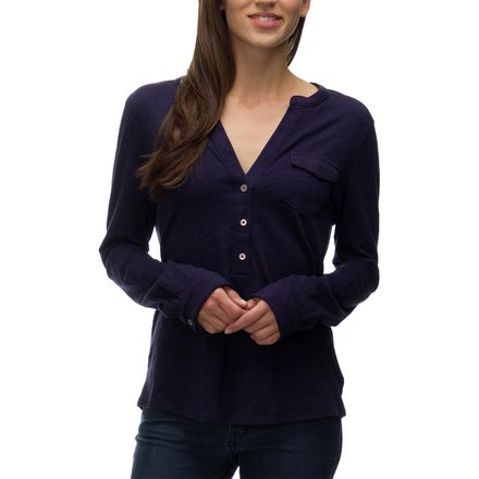 Carve Designs Bakers Popover Shirt - Women's
