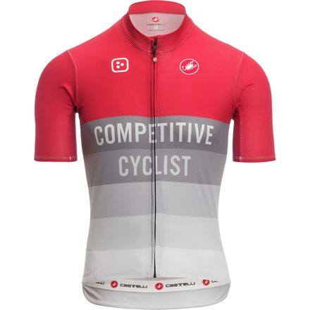 Castelli Competitive Cyclist Race Jersey - Men's