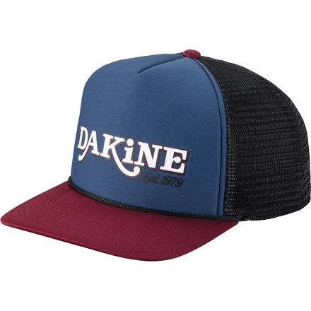 DAKINE Throw Back Trucker Hat - Men's