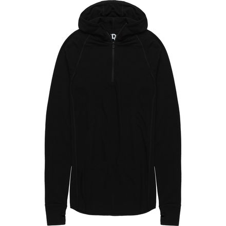 Duckworth Maverick Snorkel Hooded Pullover - 1/2-Zip - Men's