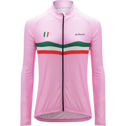 De Marchi Womens Euro Nationals Light Weight Jerseys- Limited Edition - Women's