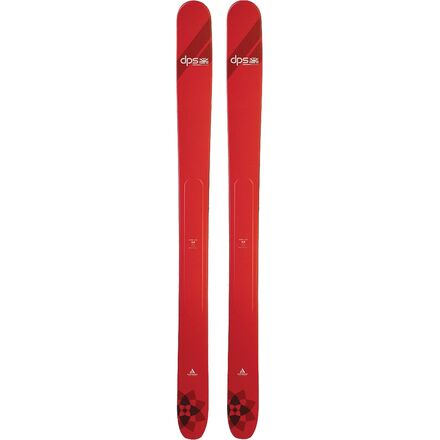DPS Skis Lotus 124 Alchemist Ski