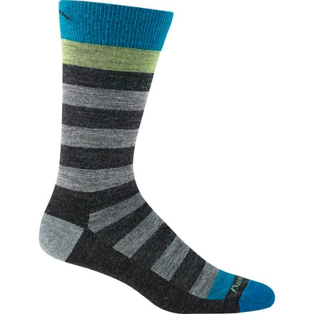 Darn Tough Merino Wool Warlock Crew Light Sock - Men's