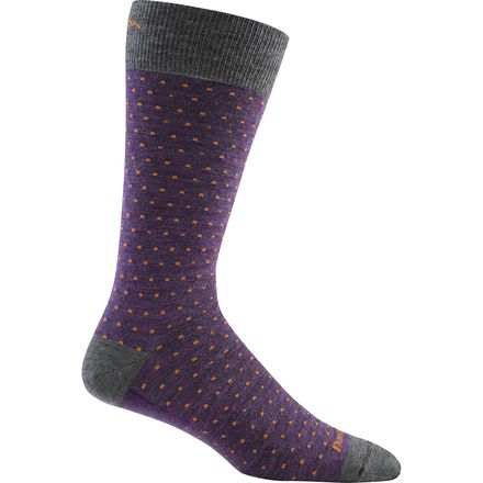 Darn Tough Classic Dots Mid-Calf Light Sock - Men's