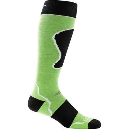 Only socks for skiing