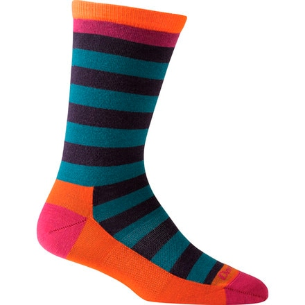 Darn Tough Merino Wool Good Witch Crew Light Sock - Women's