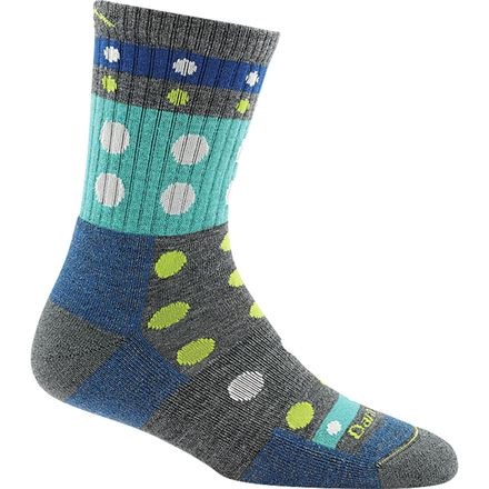 Darn Tough Blazes Micro Crew Cushion Sock - Women's