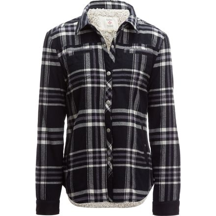 Dylan Snap Shirt Jacket - Women's