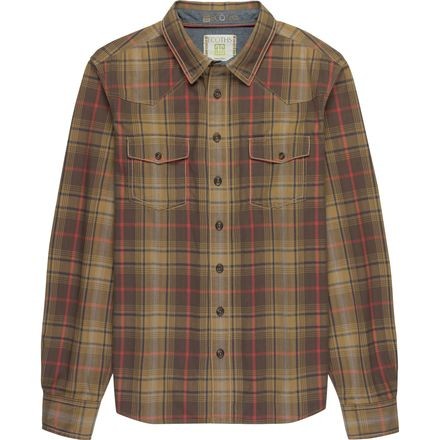 Ecoths Tucker Button-Up Shirt - Men's