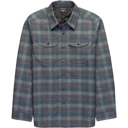 ExOfficio Bruxburn Plaid Shirt - Long-Sleeve - Men's