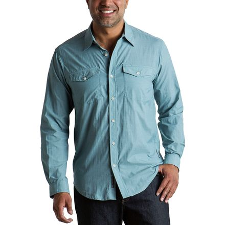 ExOfficio Syros Long-Sleeve Shirt - Men's