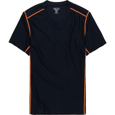 ExOfficio GiveNGo Sport Mesh V-Neck Shirt - Men's