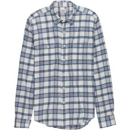 Faherty Seasons Shirt - Men's