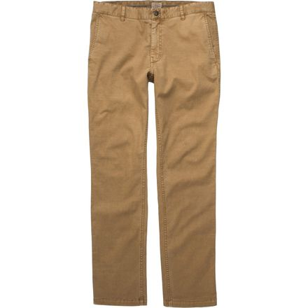 Faherty Comfort Canvas Trouser - Men's