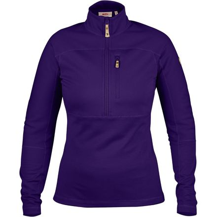 Fjallraven Abisko Trail Pullover Fleece Jacket - Women's