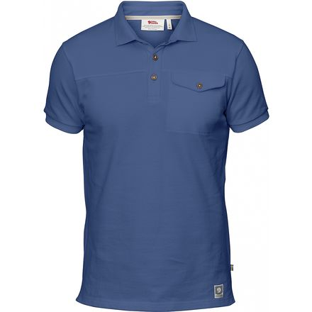 Fjallraven Greenland Polo Shirt - Men's