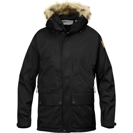 Fjallraven Keb Eco-Shell Parka Jacket - Men's