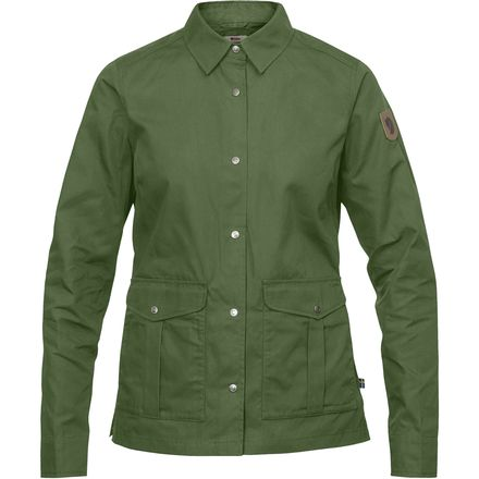 Fjallraven Greenland Shirt Jacket - Women's
