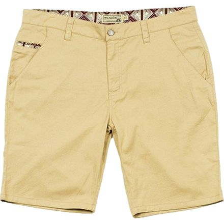 Flylow Dacker Chino Short - Men's