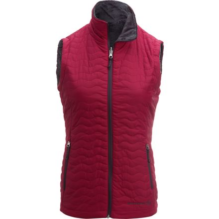 Free Country Quilted Reversible Vest - Women's