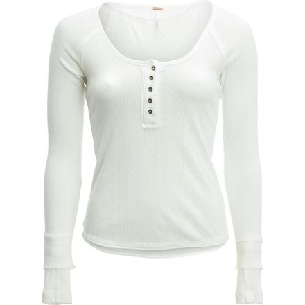 Free People Sugar & Spice Henley - Women's