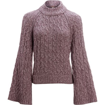Free People Snow Bird Pullover Sweater - Women's