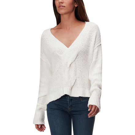 Free People Coco V-Neck Sweater - Women's
