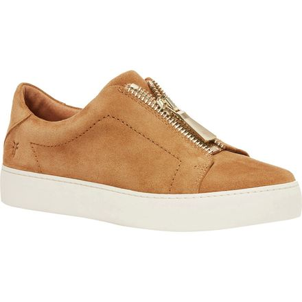 Frye Lena Zip Low Sneaker - Women's