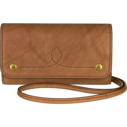 Frye Campus Rivet Phone Wallet - Women's