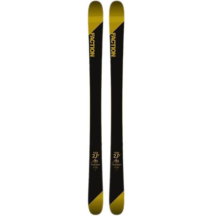 faction skis candide thovex 2 0 ski. Black Bedroom Furniture Sets. Home Design Ideas