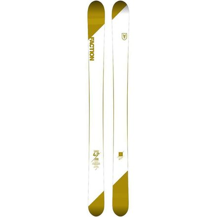 faction skis candide thovex 4 0 ski steep cheap. Black Bedroom Furniture Sets. Home Design Ideas