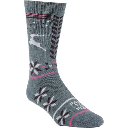 Farm To Feet Hampton Midweight Socks - Women's