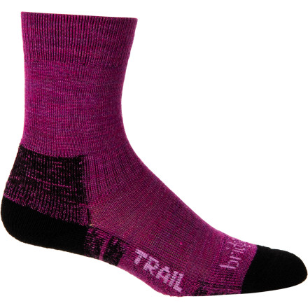 Bridgedale Wool Fusion Trail Sock - Women's