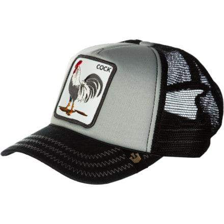 491909ea17c Goorin Brothers Barn Collection Animal Farm Trucker Hat ...