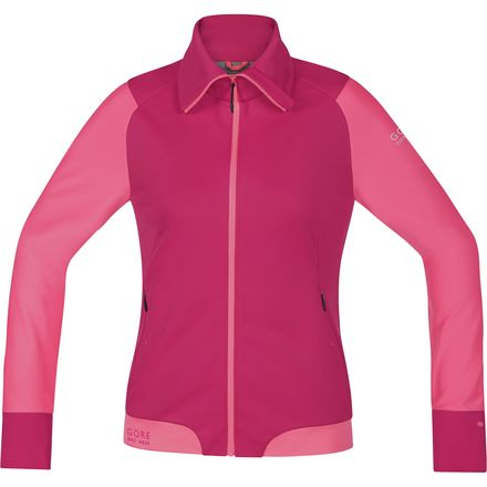 Gore Bike Wear Power Trail Lady Windstopper Softshell Jacket - Women's