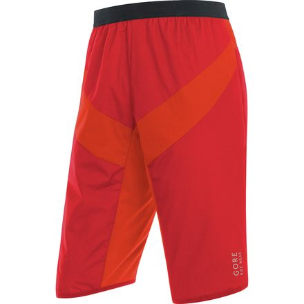 Gore Bike Wear Power Trail Gore Windstopper Insulated Shorts - Men's