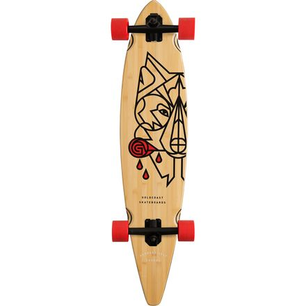 Gold Coast The Aesop Pintail Longboard