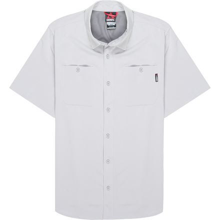 Gerry Solid Insight Travel Short-Sleeve Shirt - Men's