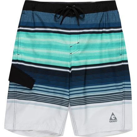 Gerry Cody Stripe Board Short - Men's