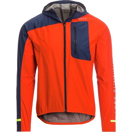 Gore Running Wear Fusion Windstopper Active Shell Jacket - Men's